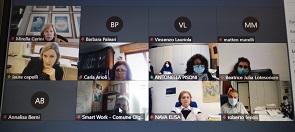 I sindaci dei Comuni della Valle Olona, impegnati in un incontro online per la valutazione dei problemi del fiume Olona