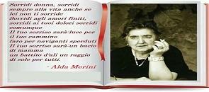 """Alda merini - Poesia """" orridi donna sorridi sempre alla vita ..."""""""