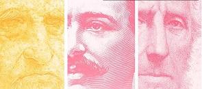 Leonardo da Vinci, Edmondo De Amicis, Alessandro Manzoni