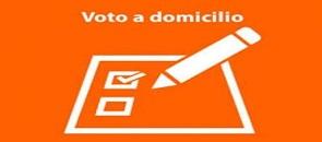 Voto a domicilio