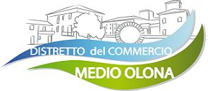 Logo del Distretto del commercio Medio Olona