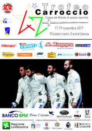 Locandina Trofeo Carroccio
