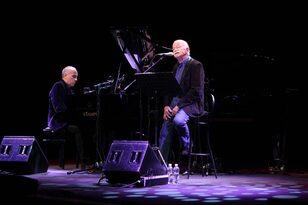 Gino Paoli e Danilo Rea in concerto