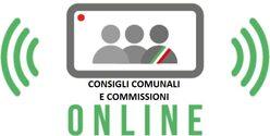 Consigli Comunali e Commissioni on line
