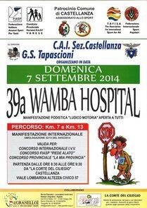Locandina 39a Wamba Hospital